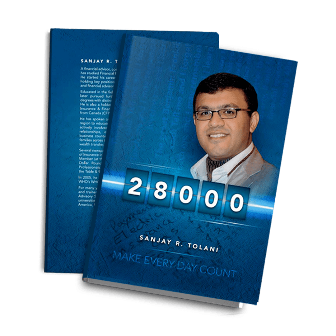 28000 book Make Every Day Count