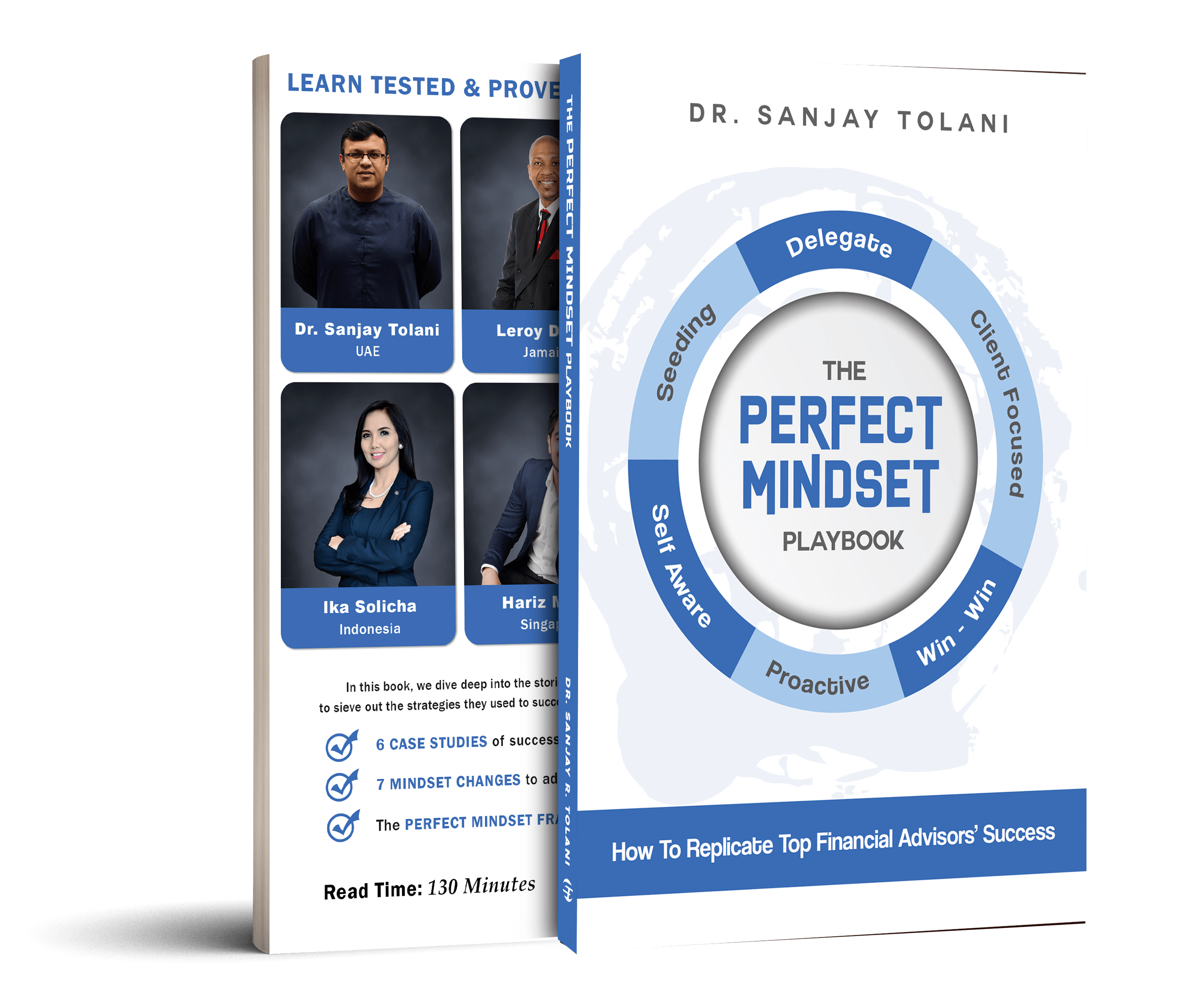 The BLUE Perfect Mindset Playbook