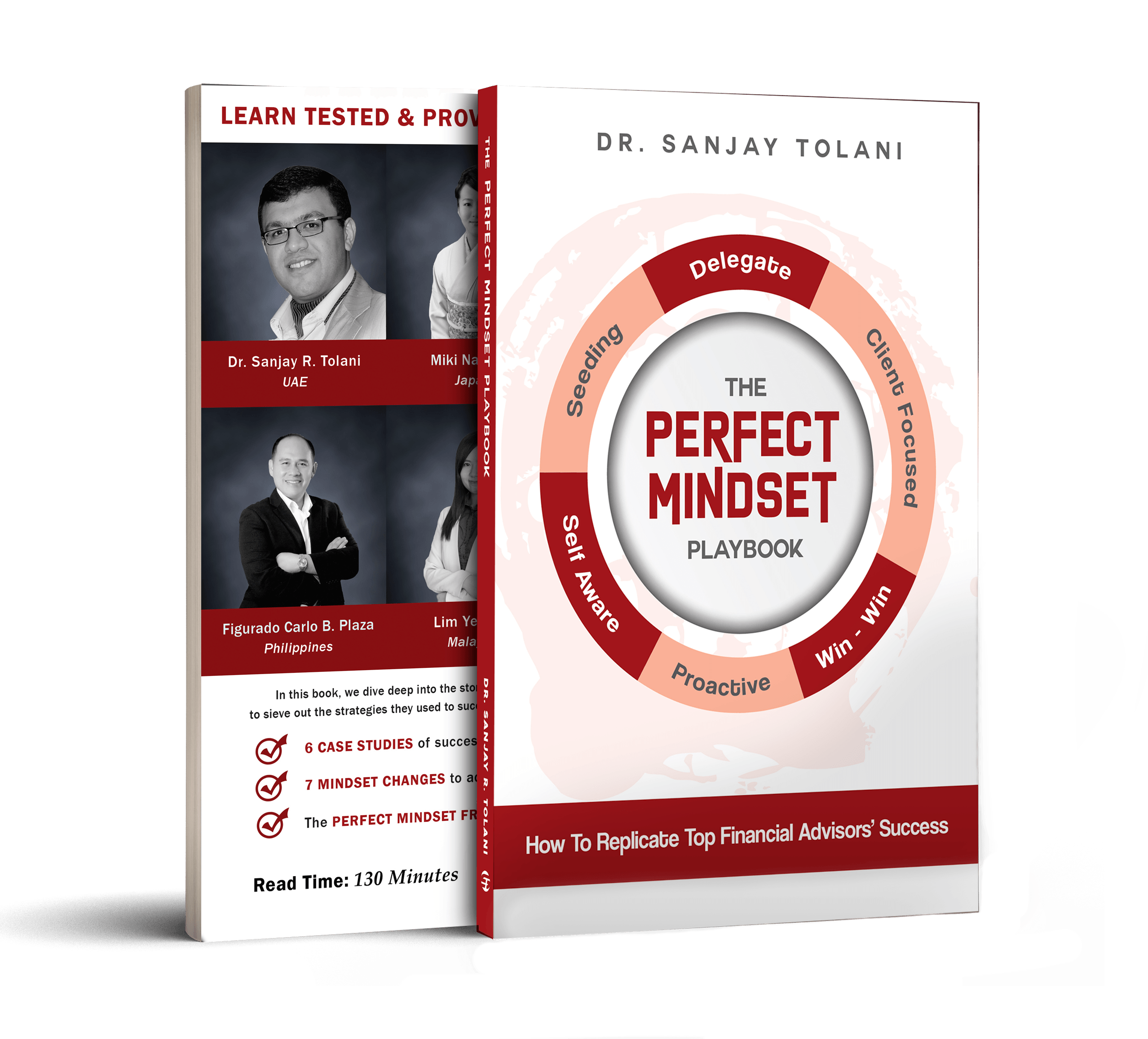 The RED Perfect Mindset Playbook