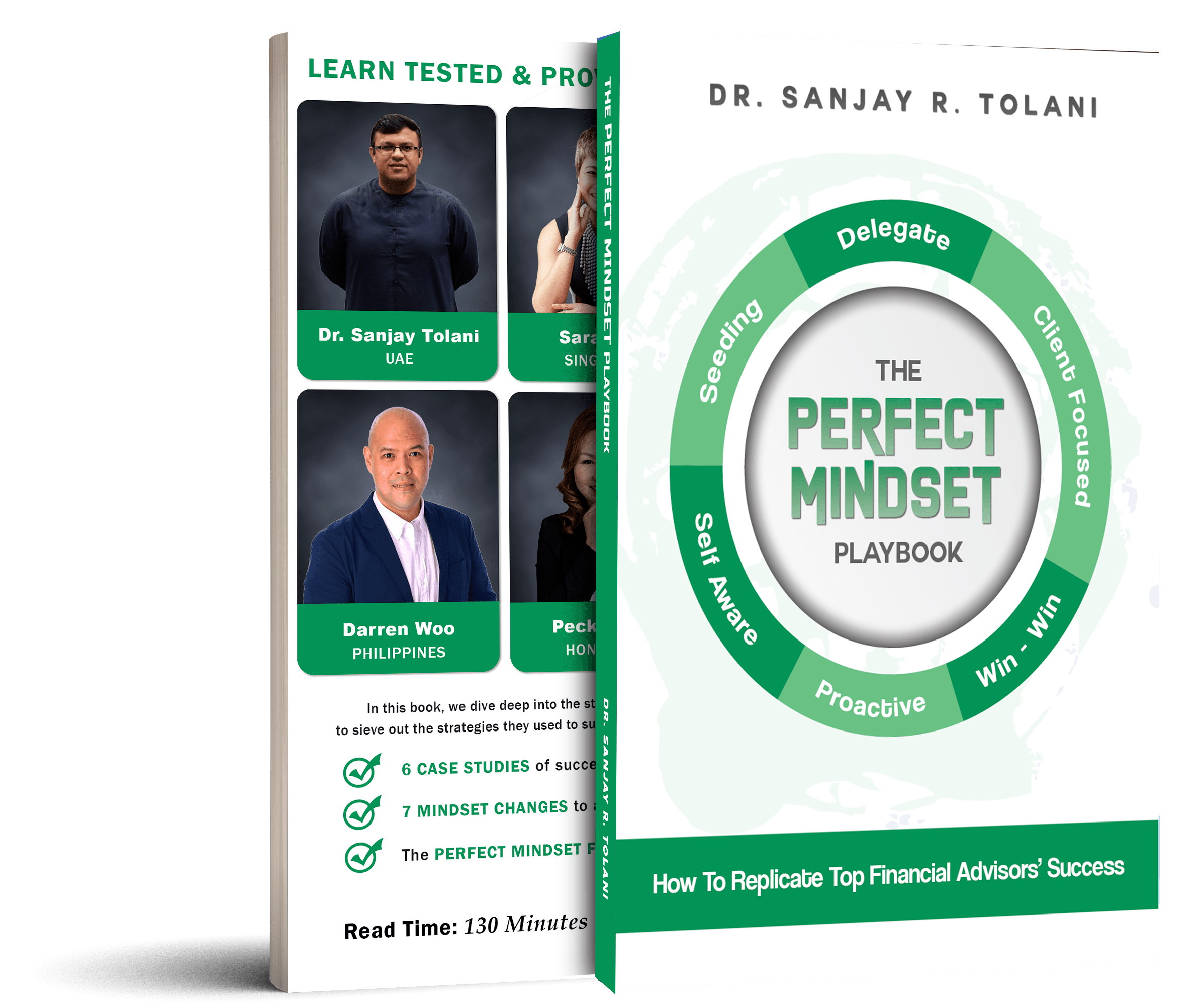 The Perfect Mindset Playbook third edition